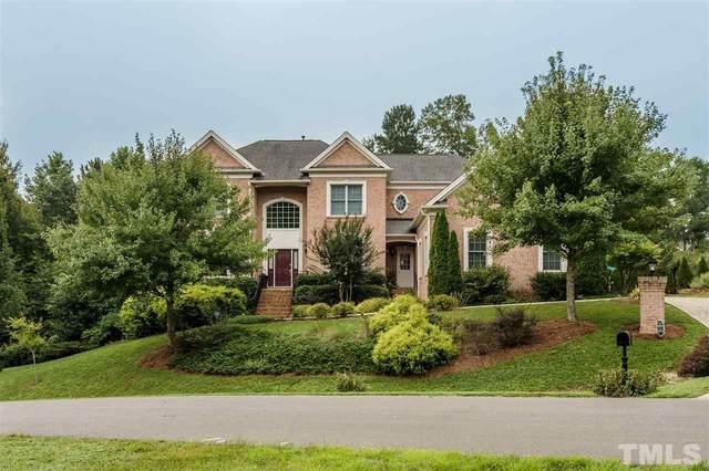 4705 Brook Top Court, Raleigh, NC 27606 (#2374755) :: Rachel Kendall Team