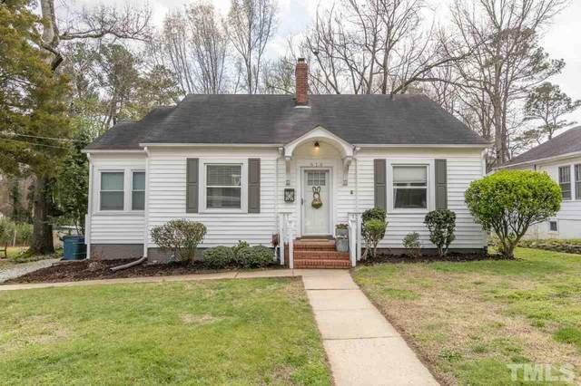 616 Bon Air Avenue, Durham, NC 27704 (#2374796) :: Dogwood Properties