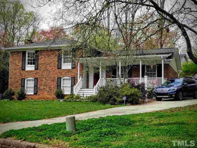 301 Cedar Crest Court, Raleigh, NC 27609 (#2374901) :: Steve Gunter Team