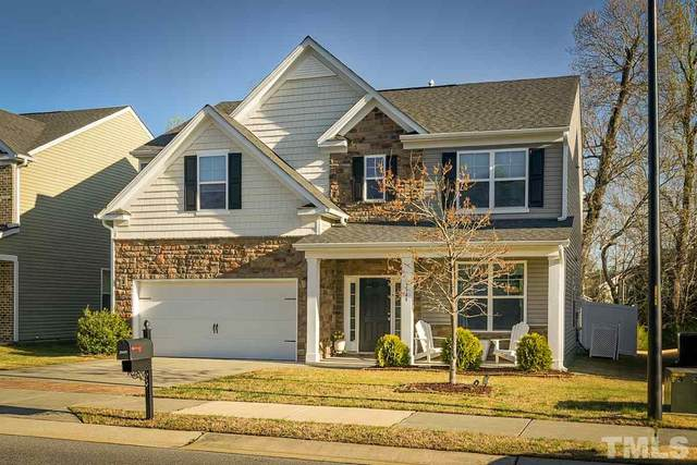 3949 Massey Run, Raleigh, NC 27616 (#2374902) :: The Jim Allen Group