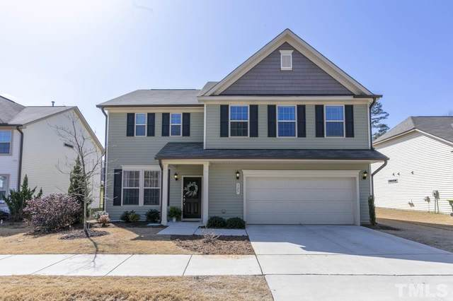 325 Ashberry Lane, Franklinton, NC 27596 (#2374912) :: Saye Triangle Realty