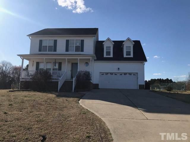 64 Saddle Ridge Drive, Willow Spring(s), NC 27592 (#2374935) :: Sara Kate Homes