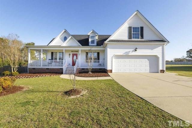 37 Topsail Drive, Angier, NC 27501 (#2374966) :: The Perry Group