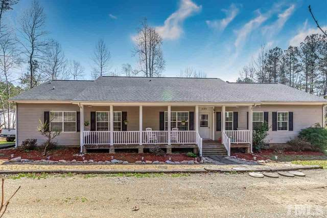 3199 Buckhorn Lane, Wake Forest, NC 27587 (MLS #2374979) :: On Point Realty