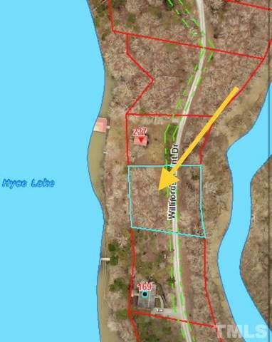 Lot 6 Willifords Point Drive, Roxboro, NC 27574 (#2374989) :: Triangle Top Choice Realty, LLC