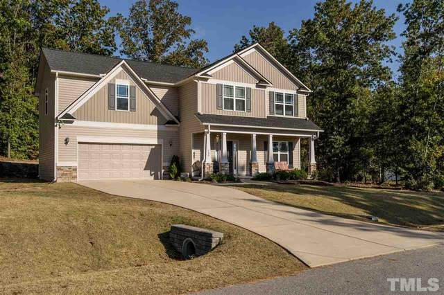 150 Timberland Drive, Angier, NC 27501 (#2374999) :: The Rodney Carroll Team with Hometowne Realty