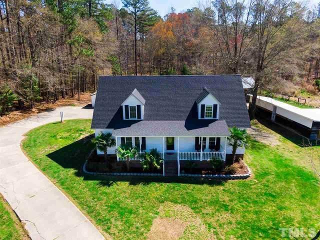 301 Bruce Coggins Road, Sanford, NC 27330 (#2375034) :: RE/MAX Real Estate Service