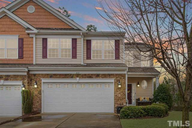 616 Sealine Drive, Cary, NC 27519 (#2375049) :: Sara Kate Homes