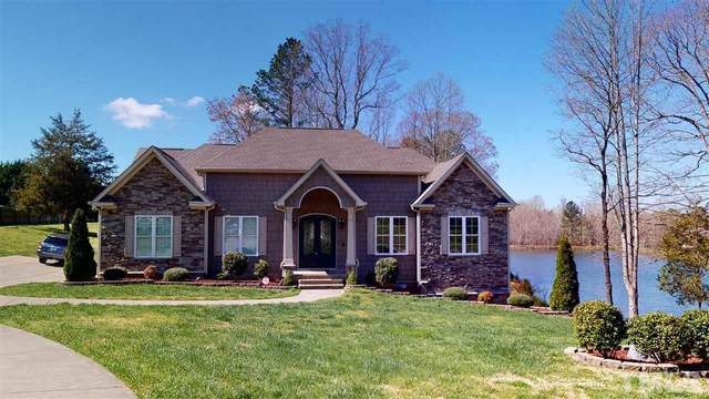 3537 Saddle Ridge Road, Stem, NC 27581 (#2375084) :: Triangle Just Listed