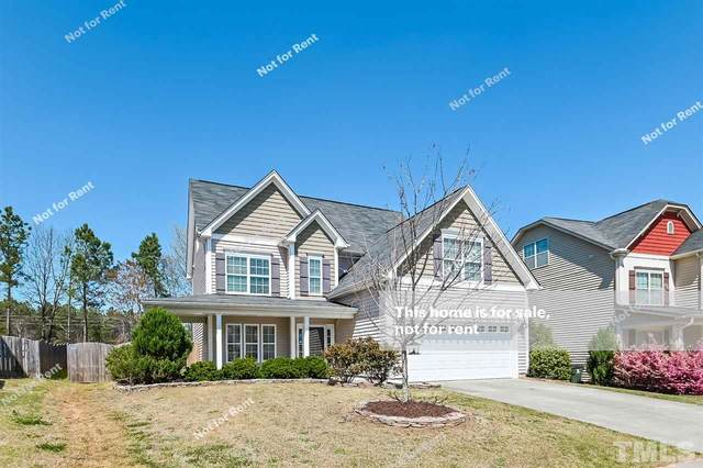 108 Sweet Violet Drive, Holly Springs, NC 27540 (#2375085) :: The Jim Allen Group