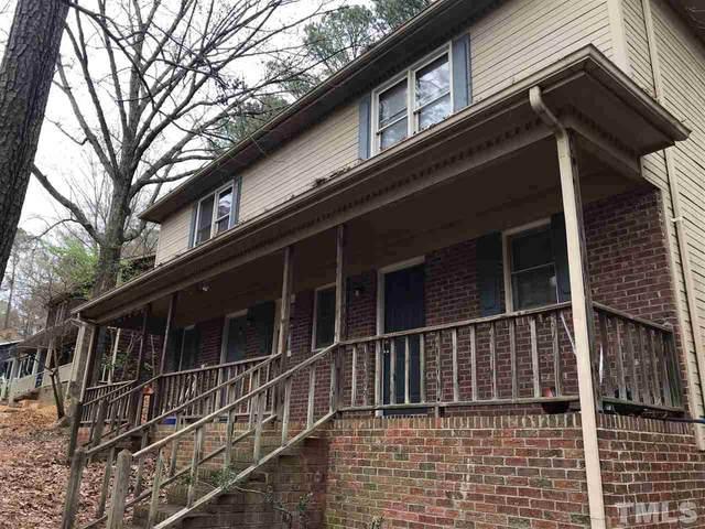 5533 Kaplan Drive A And B, Raleigh, NC 27606 (#2375098) :: Sara Kate Homes