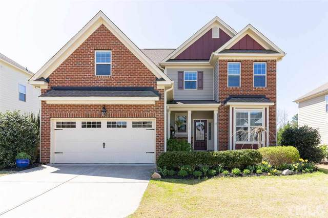 1016 Traditions Meadow Drive, Wake Forest, NC 27587 (#2375124) :: M&J Realty Group
