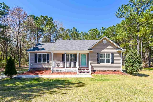 46 Crooked Tree Drive, Four Oaks, NC 27524 (#2375146) :: The Rodney Carroll Team with Hometowne Realty