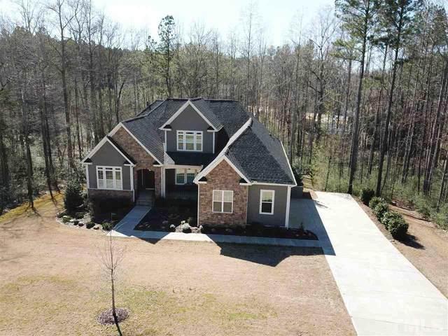75 Mallard Bluff Way, Pittsboro, NC 27312 (#2375149) :: M&J Realty Group