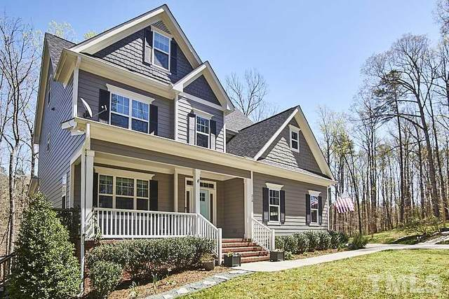 314 Moonridge Road, Chapel Hill, NC 27516 (#2375158) :: Sara Kate Homes