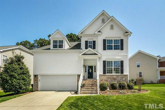 1500 Lindenberg Square, Wake Forest, NC 27587 (#2375184) :: Choice Residential Real Estate