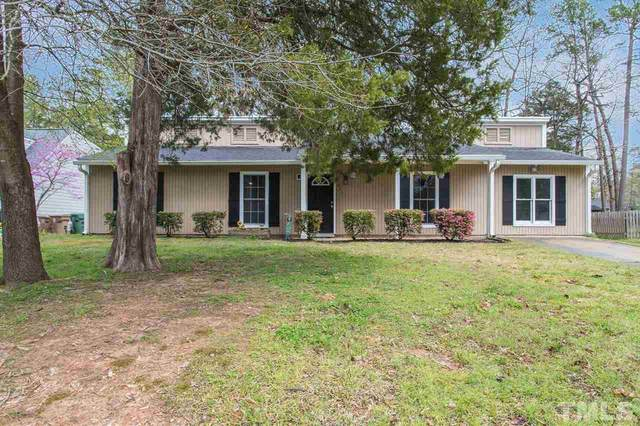 1621 Burnley Drive, Cary, NC 27511 (#2375248) :: The Rodney Carroll Team with Hometowne Realty