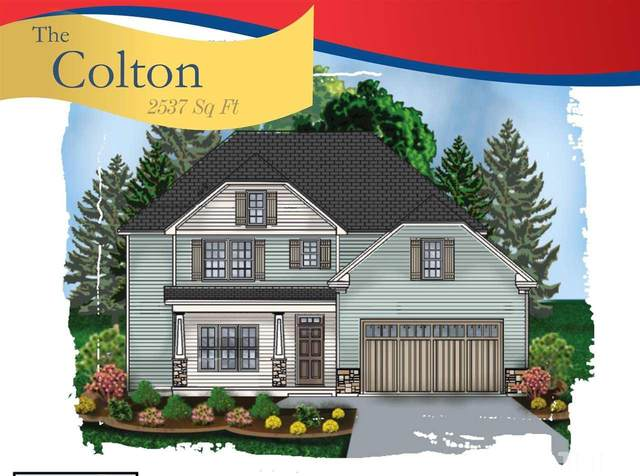 103 Running Deer Lane, Princeton, NC 27569 (#2375249) :: Triangle Just Listed