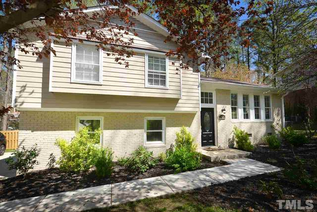 1124 Manchester Drive, Cary, NC 27511 (#2375287) :: The Beth Hines Team