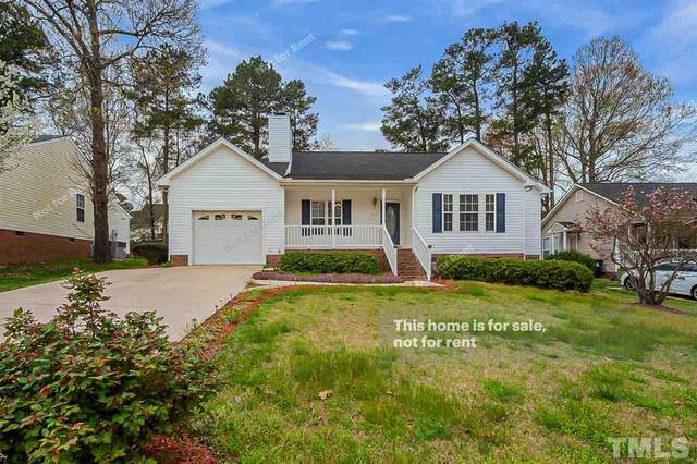 105 Zircon Lane, Knightdale, NC 27545 (#2375311) :: Choice Residential Real Estate