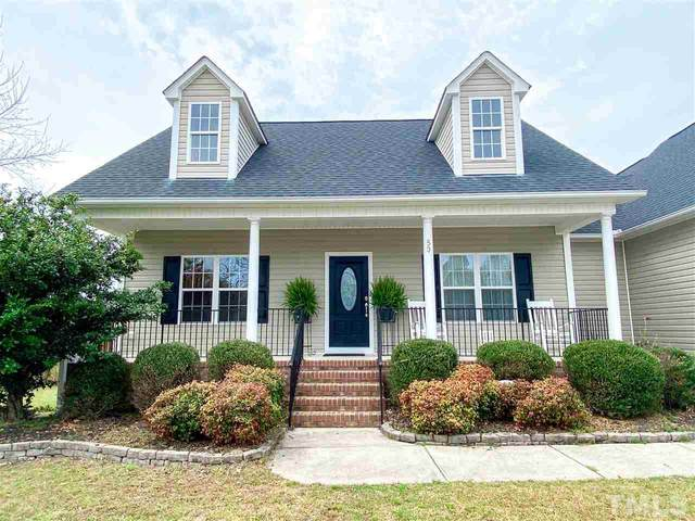 53 Lake Forest Court, Four Oaks, NC 27524 (#2375362) :: M&J Realty Group