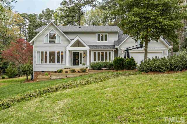 220 Ronaldsby Drive, Cary, NC 27511 (#2375374) :: M&J Realty Group