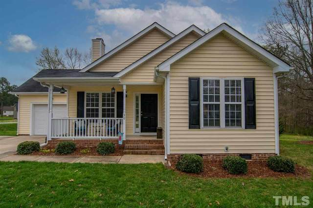 30 Saddletree Drive, Franklinton, NC 27525 (#2375396) :: The Perry Group
