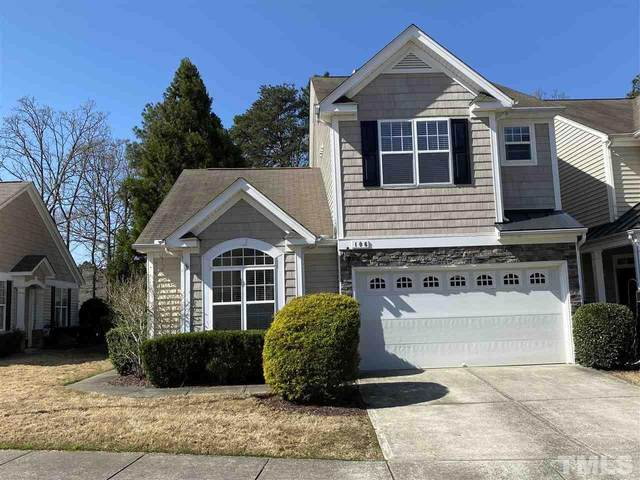 106 Bell Tower Way, Morrisville, NC 27560 (#2375436) :: Choice Residential Real Estate