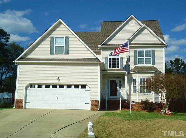 5913 Shedd Drive, Raleigh, NC 27603 (#2375443) :: Southern Realty Group