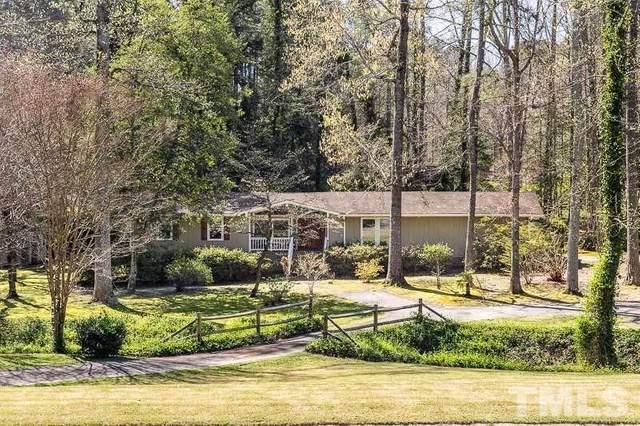 4904 Fallbrook Circle, Raleigh, NC 27604 (#2375446) :: Southern Realty Group