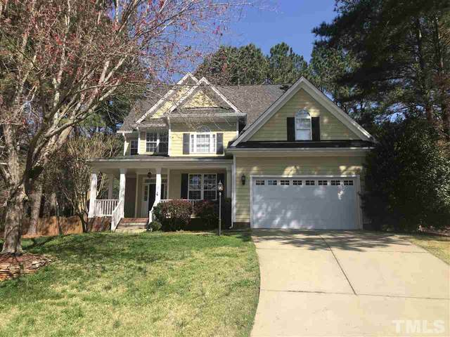 4001 Homeport Circle, Apex, NC 27539 (#2375453) :: The Jim Allen Group