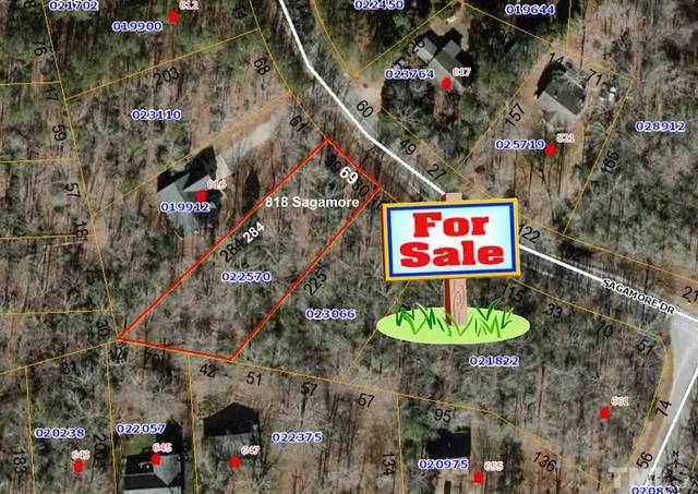 818 Sagamore Drive, Louisburg, NC 27549 (#2375473) :: Choice Residential Real Estate