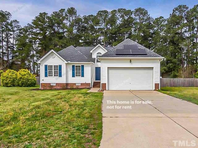 6617 Eagles Crossing Drive, Wendell, NC 27591 (#2375487) :: Classic Carolina Realty