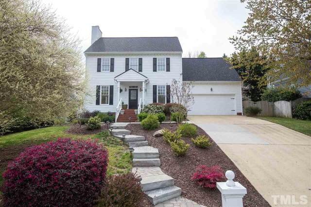 2449 Castleburg Drive, Apex, NC 27523 (#2375497) :: Triangle Just Listed