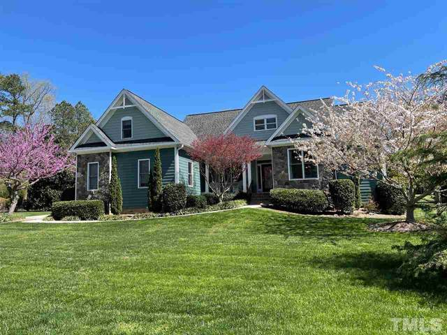 1092 Silverleaf Drive, Youngsville, NC 27596 (#2375512) :: Choice Residential Real Estate