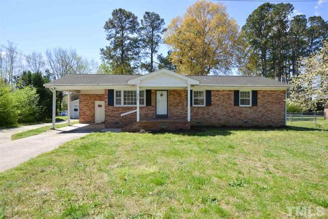 317 Pace Street, Smithfield, NC 27577 (#2375528) :: The Rodney Carroll Team with Hometowne Realty