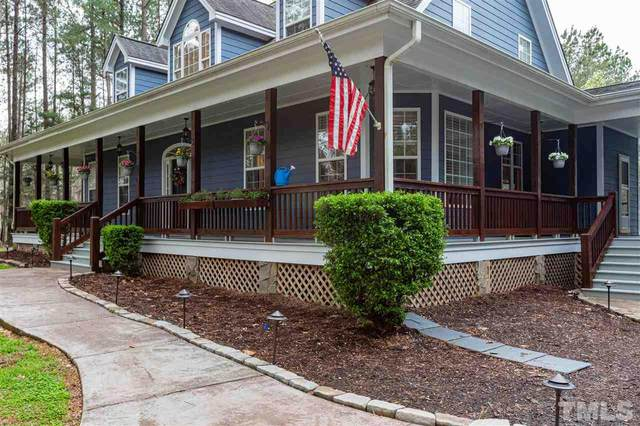 615 Emily Lane, Chapel Hill, NC 27516 (#2375533) :: Triangle Just Listed