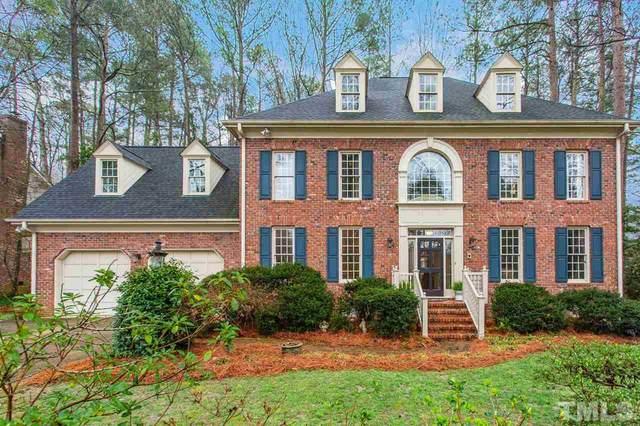 101 Whisperwood Drive, Cary, NC 27518 (#2375535) :: Triangle Top Choice Realty, LLC