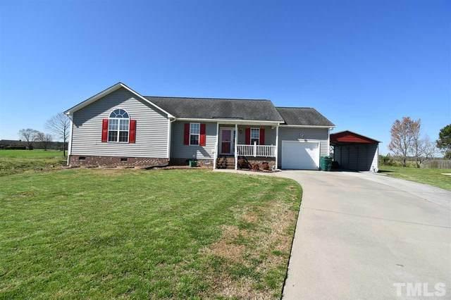 99 Andrew Boulevard, Selma, NC 27576 (#2375550) :: RE/MAX Real Estate Service