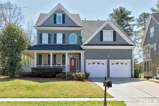 507 Potomac Grove Place, Cary, NC 27519 (#2375568) :: Southern Realty Group