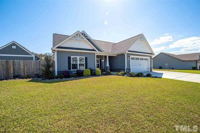 191 Fallingbrook Drive, Kenly, NC 27542 (#2375578) :: Southern Realty Group