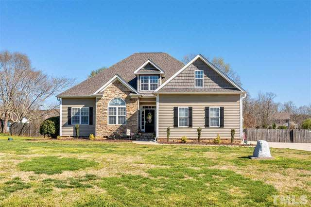 3515 Bluebonnet Drive, Wake Forest, NC 27587 (#2375596) :: M&J Realty Group