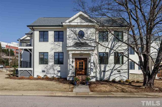 2020 Smallwood Drive B, Raleigh, NC 27605 (#2375620) :: Spotlight Realty