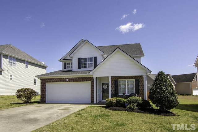 2032 Applewood Drive, Creedmoor, NC 27522 (#2375676) :: Steve Gunter Team