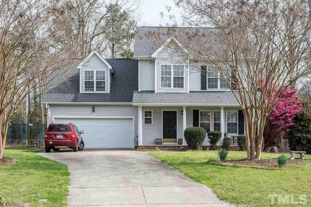 102 Allie Bell Lane, Rolesville, NC 27571 (#2375724) :: Southern Realty Group