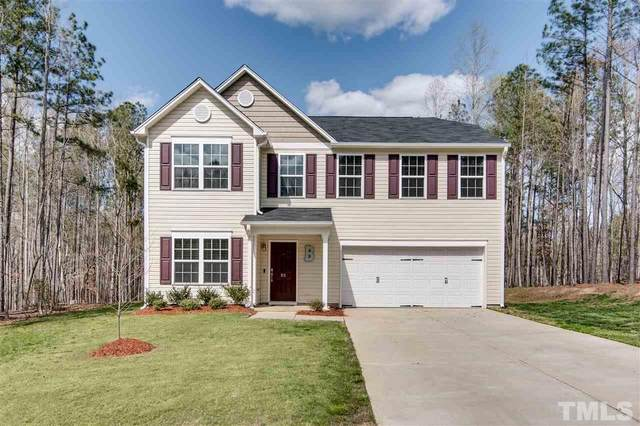80 Ridgemont Drive, Franklinton, NC 27525 (#2375740) :: Classic Carolina Realty