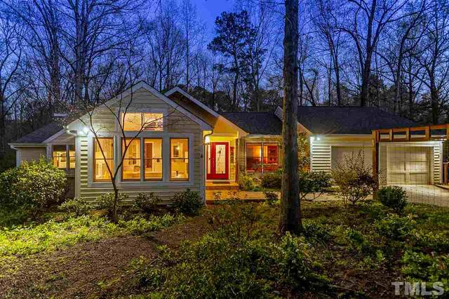 1609 Skye Drive, Chapel Hill, NC 27516 (#2375749) :: The Rodney Carroll Team with Hometowne Realty