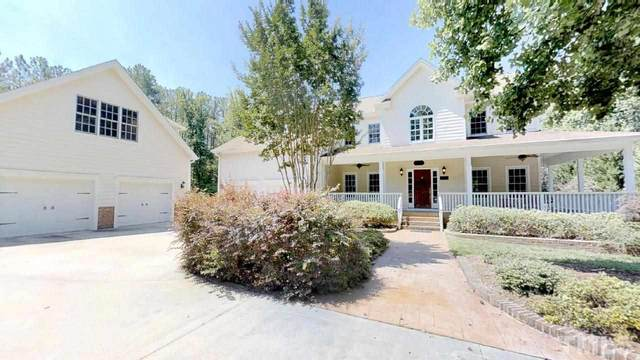 1008 Sabre Court, Chapel Hill, NC 27516 (#2375799) :: The Beth Hines Team