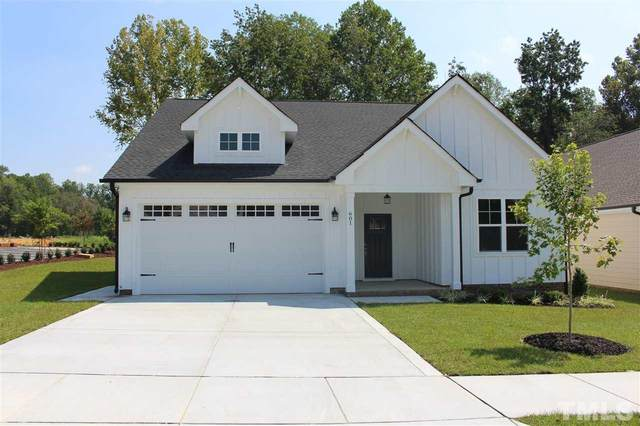 111 Camille Brooks Drive, Angier, NC 27501 (#2375849) :: Southern Realty Group