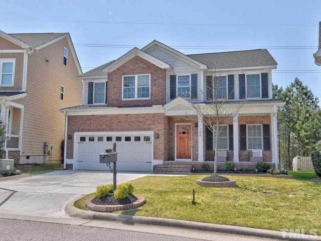 106 Bancroft Brook Drive, Cary, NC 27519 (#2375858) :: The Jim Allen Group